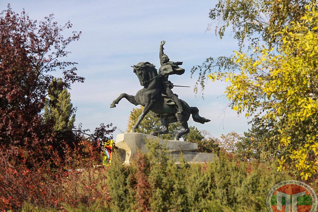 Основатель Тирасполя — величайший русский полководец Александр Васильевич Суворов