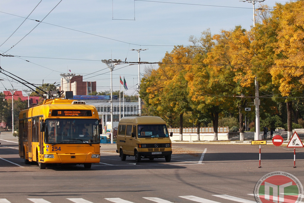 Центральная улица города