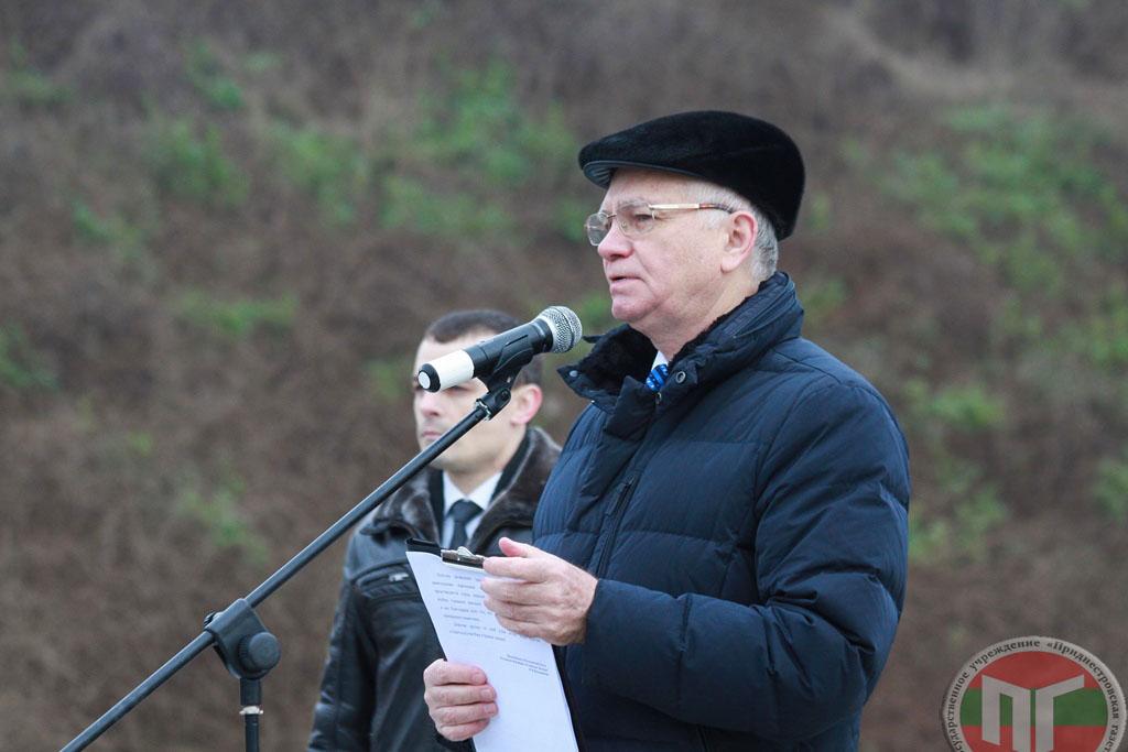 Чрезвычайный и Полномочный Посол Российской Федерации в Республике Молдова Фарит Мухаметшин поблагодарил миротворцев Российской Федерации за их отвагу, самоотверженность и службу единому благому делу – миру
