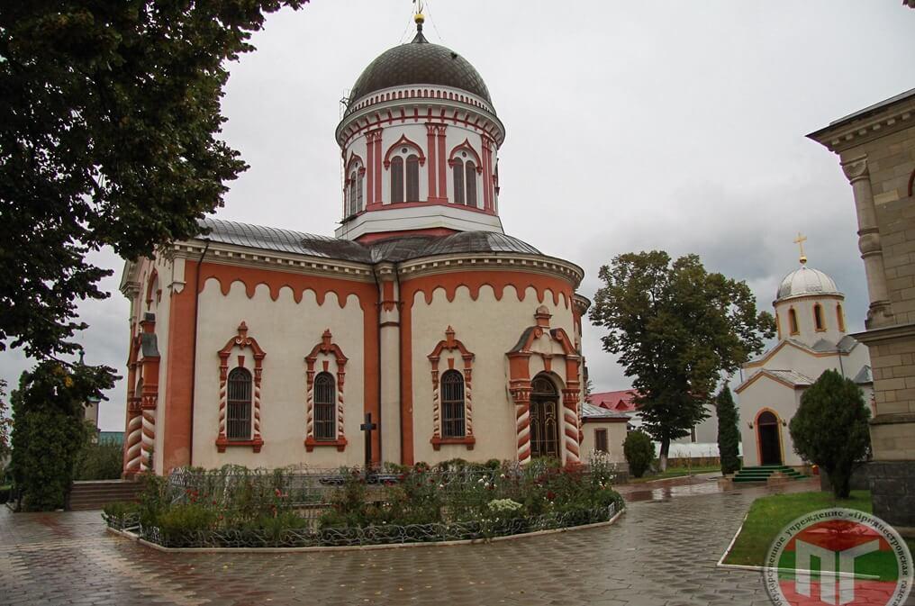 Соборный храм в честь Вознесения Господня