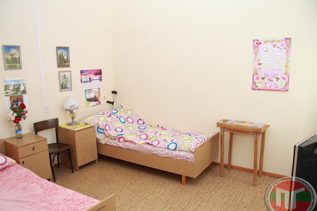 После бракосочетания молодожены поселятся в отдельной комнате