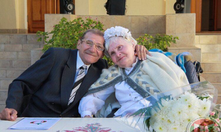 Вячеслав Терещенко и Варвара Николаевна Кузьмина уверены – возраст любви не помеха