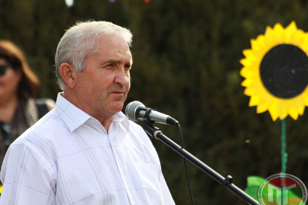 К присутствующим также обратился депутат Совета народных депутатов Григориопольского района Борис Спичаков